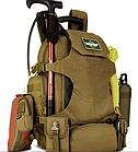 """Рюкзак тактический """"2-в-1"""": рюкзак + поясная сумка Protector Plus S427 (40л), фото 6"""