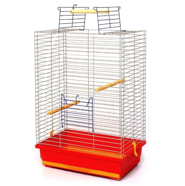 Клітка Німфа для середніх птахів, 47*30*66 см