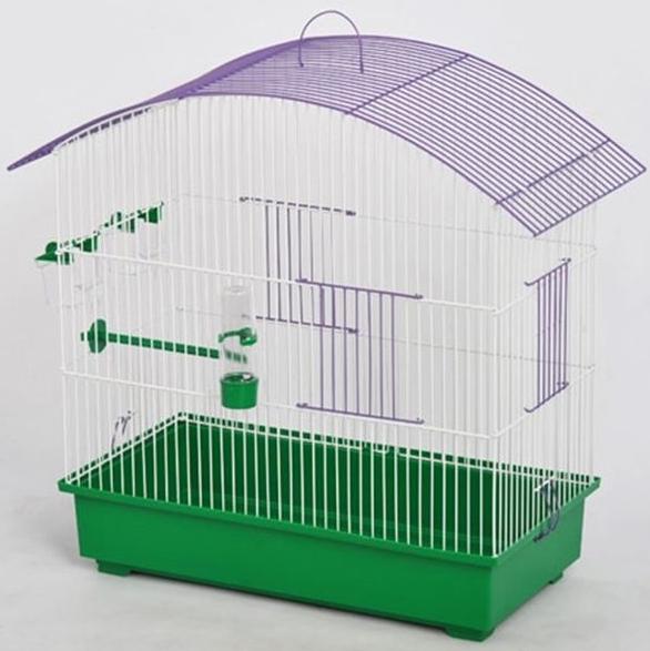 Клітка Омега для середніх птахів, 66*315*62 см