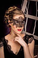 Женская карнавальная маска на глаза