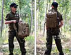 Тактический 3Р рюкзак армии США (40л) Protector Plus S411-40, фото 3