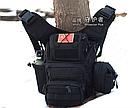 Сумка(подсумок) тактическая,поясно-плечевая Protector Plus A005, фото 5