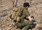 Сумка(подсумок) тактическая,поясно-плечевая Protector Plus A005, фото 6