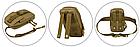 Подсумок тактический (сумка поясная) Protector Plus A012, фото 2