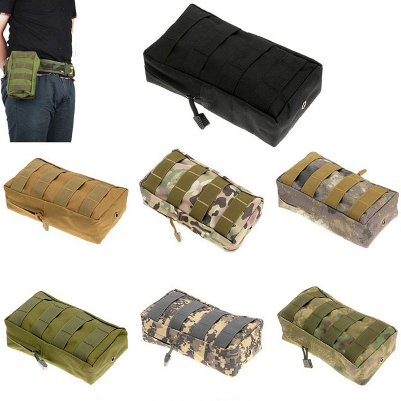 Подсумок / сумка тактическая Molle / Pals 008 (20 х 11 см)