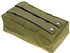 Подсумок / сумка тактическая Molle / Pals 008 (20 х 11 см), фото 2
