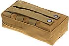 Подсумок / сумка тактическая Molle / Pals 008 (20 х 11 см), фото 3