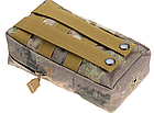 Подсумок / сумка тактическая Molle / Pals 008 (20 х 11 см), фото 4