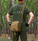 Сумка тактическая,плечевая Protector Plus K307, фото 2
