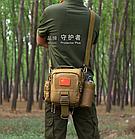 Сумка тактическая,плечевая Protector Plus K307, фото 5