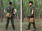 Сумка тактическая,плечевая Protector Plus K307, фото 6