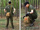 Сумка тактическая,плечевая Protector Plus K307, фото 7