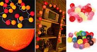 НОВИНКА! Гирлянды Rainbow lights- радужные тайские чудо-фонарики