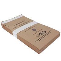 Крафт пакеты для паровой и воздушной стерилизации, 130*200 мм (100 штук в упаковке), фото 1