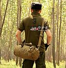 Сумка тактическая наплечная Protector Plus K319, фото 2