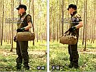 Сумка тактическая наплечная Protector Plus K319, фото 4