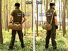 Сумка тактическая наплечная Protector Plus K319, фото 5