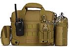 Сумка тактическая наплечная Protector Plus K309, фото 3