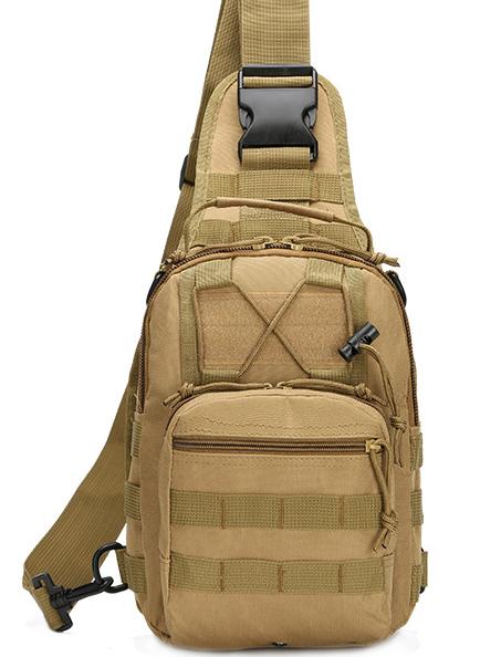 Сумка тактическая, плечевая MOLLE/PALS D5 Column B14/Protector Plus X201