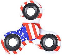 Спиннер TOTO Plastic Print American Flag #I/S