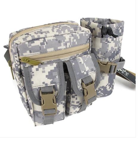 Поясная армейская сумка  D6232