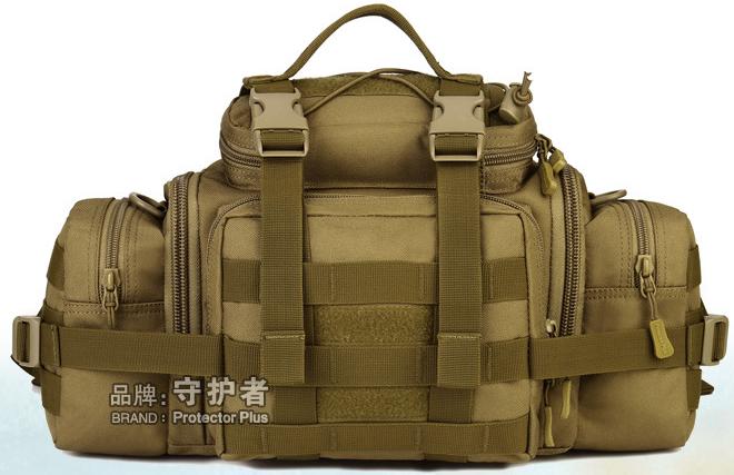 Тактическая поясная сумка Protector Plus Y111
