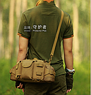 Поясная (наплечная) тактическая сумка Protector Plus Y114, фото 4