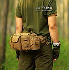 Поясная (наплечная) тактическая сумка Protector Plus Y114, фото 6