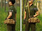 Поясная (наплечная) тактическая сумка Protector Plus Y114, фото 9
