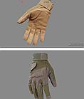 Американский спецназ Blackhawk Тактические перчатки, фото 4