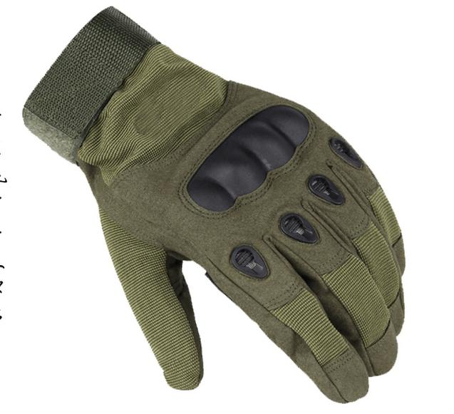 Тактичні рукавички Oakley / Blackhawk з захистом кісточок долоні