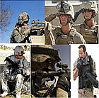 Тактичні рукавички Oakley / Blackhawk з захистом кісточок долоні, фото 2