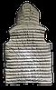 Жилет серый с капюшоном Activsport Серый, 44, фото 2