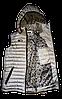 Жилет серый с капюшоном Activsport Серый, 44, фото 3
