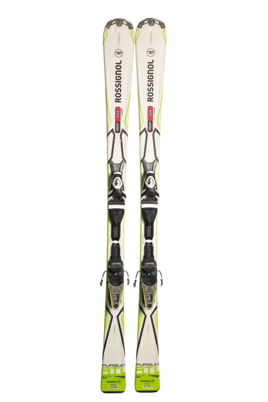 Лижі гірські Rossignol Pursuit RTL 149 White Б/У