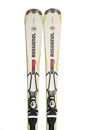 Лижі гірські Rossignol Pursuit RTL 149 White Б/У, фото 3