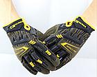 Перчатки тактические Mechanix Impact Pro, фото 3