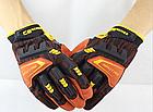 Перчатки тактические Mechanix Impact Pro, фото 4