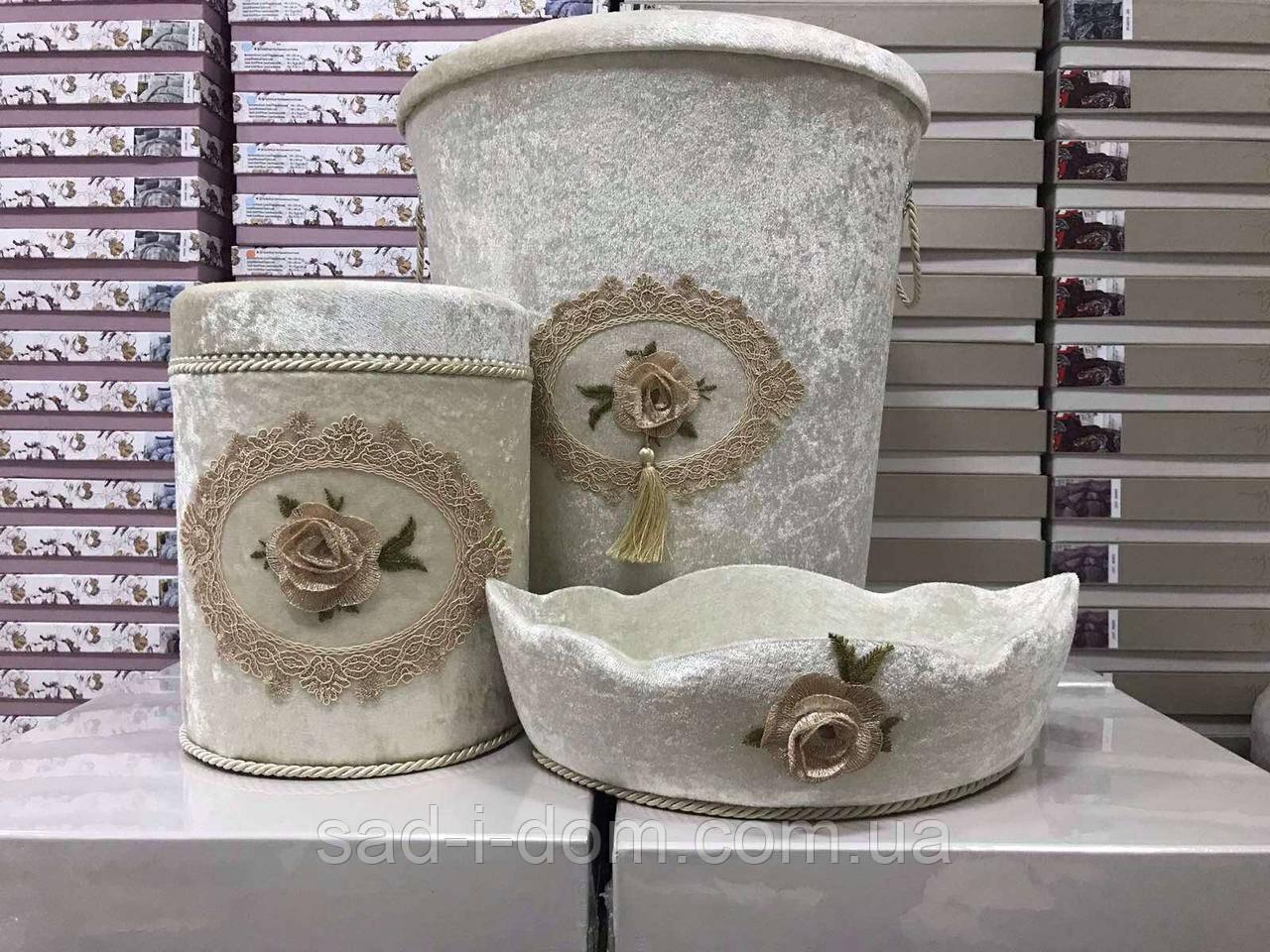 Ящик, корзина в ванную комнату, Турция