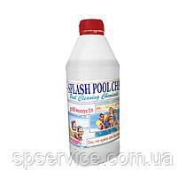 Жидкое средство для снижения уровня pH минус воды в бассейне Сплеш 1 л