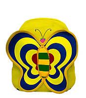 Рюкзак детский yellow butterfly, фото 1