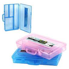 Пластиковый контейнер для маникюрных инструментов