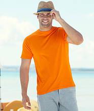 Мужская футболка больших размеров Fruit of the loom -61-036-0
