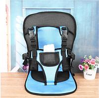 Бескаркасное автокресло / Детское авто-кресло бескаркасное от 1-х до 5 лет