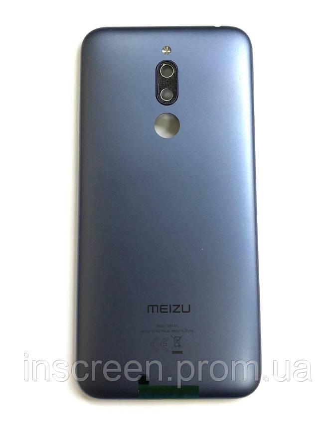 Задня кришка Meizu M6T M811 синя, фото 2