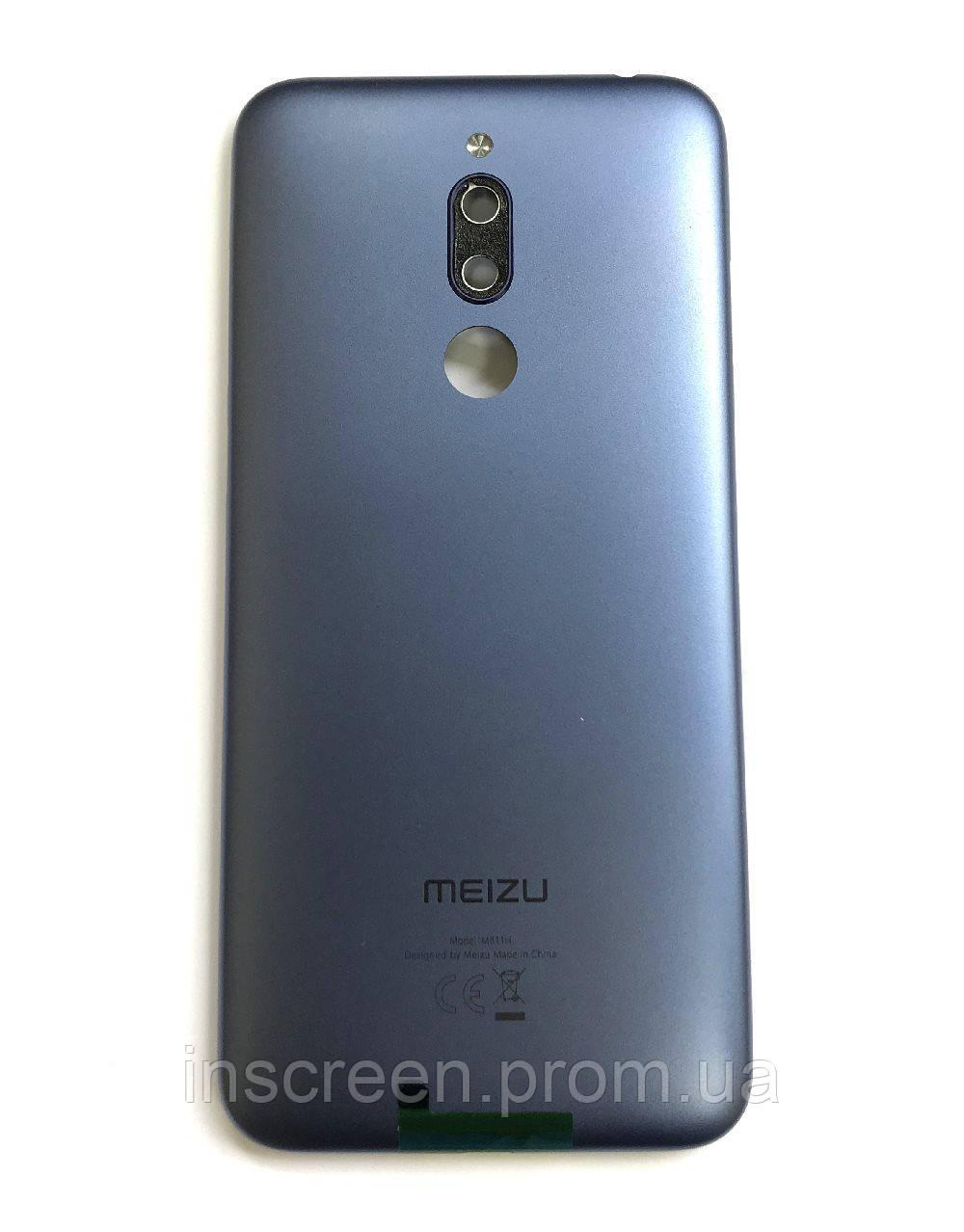 Задня кришка Meizu M6T M811 синя