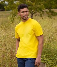 Мужские футболки оптом Fruit of the Loom 61-082