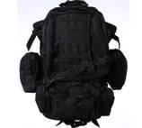 Рюкзак тактический TRILOBIT BS016-Black 50л