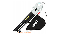 Садовий пилосос повітродувка NAC VBE320-FS-J 3200W