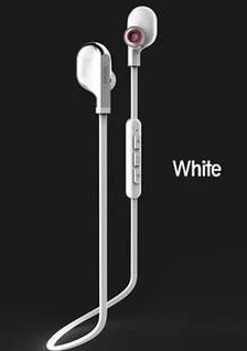 Bluetooth наушники Remax Sport S18 Белые